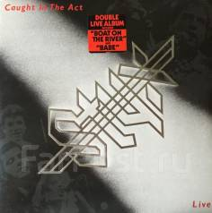 "Винил Styx ""Caught in the act - Live"" 2LP 1984 Holland"