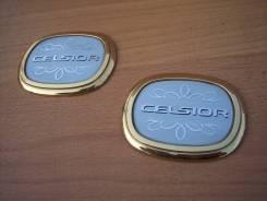 Эмблема. Lexus LS430, UCF30 Toyota Celsior, UCF30, UCF31 Двигатель 3UZFE