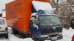 Mitsubishi Canter. Продам грузовик мицубиси кантер, 2 800 куб. см., 1 500 кг.