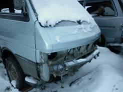 Передняя часть автомобиля. Nissan Vanette, KUGC22, KUGNC22 Nissan Vanette Largo, KUGC22, KUGNC22 Двигатель LD20T
