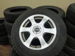 Bridgestone. 6.0x15, 5x100.00, 5x114.30, ET53