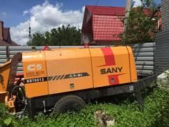 Sany. Продается бетононасос SANY, 1 500 куб. см., 200 м.