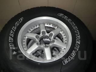 Зимние колеса Dunlop 275/70R16. 7.0x16 6x139.70