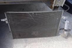 Радиатор охлаждения двигателя. Chevrolet Aveo