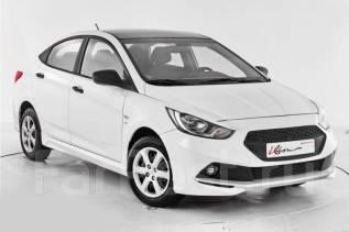 Обвес кузова аэродинамический. Hyundai Solaris, RB Двигатели: G4FA, G4FC