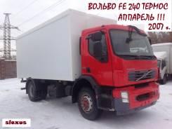 Volvo FE. 240. Термос. Аппарель. Вебасто. 2007 год в Новосибирске, 7 200 куб. см., 10 500 кг.