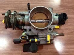 Заслонка дроссельная. Subaru: Legacy B4, Legacy, Forester, Impreza, Exiga Двигатели: EJ202, EJ206, EJ205