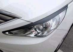 Накладка на фару. Hyundai Sonata