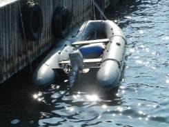 Фрегат. Год: 2004 год, длина 4,16м., двигатель подвесной, 8,00л.с., бензин