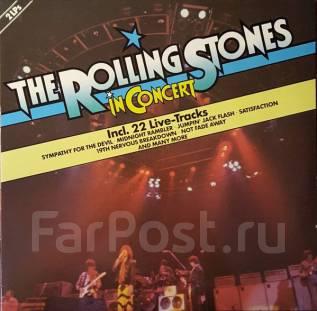 "Винил Rolling Stones ""In concert 1966 & 1970"" 2LP 1980 Germany"