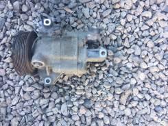 Компрессор кондиционера. Nissan Latio Nissan Tiida Latio, SNC11 Двигатель HR15DE