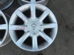 Nissan R18 оригинал. 7.5x18 5x114.30 ET40 ЦО 60,0мм.