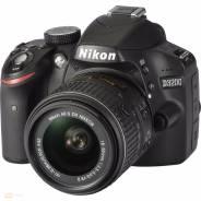 Nikon D3200 Kit. 10 - 14.9 Мп, зум: без зума