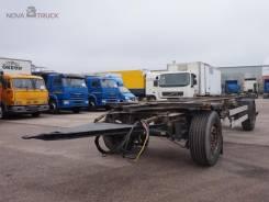 Schmitz. Продаётся прицеп-контейнеровоз AFW 18, 15 300 кг.