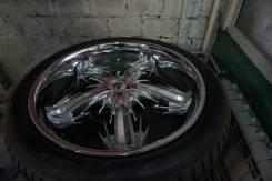 Колеса со спиннерами на Хаммер. 15.0x40 8x114.30 ET10