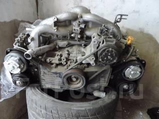 Двигатель в сборе. Subaru Impreza Двигатель EL15. Под заказ