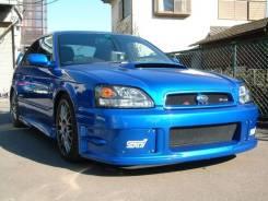 Бампер. Subaru Legacy B4 Subaru Legacy