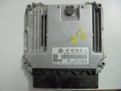 Блок управления двс. Volkswagen Passat, 3B6, 3C2, 3C5 Двигатели: BLR, BVX, BVY