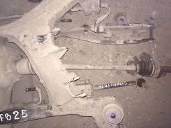 Привод Subaru Forester SH5, SHJ, SH9, SH, FB25, правый задний