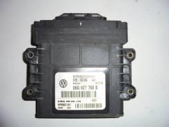 Блок управления автоматом. Volkswagen Passat, 3B6
