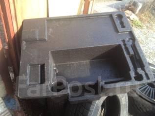 Обшивка багажника. Honda Insight, DAA-ZE2 Двигатель LDA3