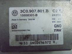 Педаль ручника. Volkswagen Passat, 3B6, 3C2, 3C5