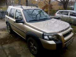 Land Rover Freelander. автомат, 4wd, 2.5 (176 л.с.), бензин, 142 821 тыс. км