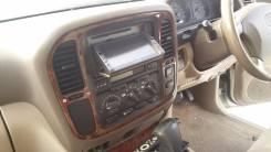Регулятор отопителя. Toyota Land Cruiser