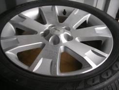 Колеса R18 Mitsubishi Outlander + лето 225/55 R18. 7.0x18 5x114.30 ET38 ЦО 67,1мм.