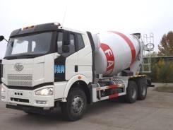 FAW J6. Автобетоносмеситель 6x4 CA5250GJBP66K2T1E4, 8 600 куб. см., 20 000 кг.