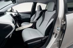 Консоль центральная. Toyota Prius, ZVW50