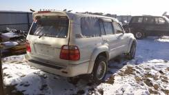 Стоп-сигнал. Toyota Land Cruiser