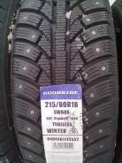 Goodride SW 606. Зимние, шипованные, без износа, 4 шт. Под заказ