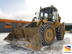 New Holland. Экскаватор-погрузчик NEW Holland B115-4PS, 4 500 куб. см., 1,00 куб. м.