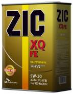 ZIC XQ FE. Вязкость 5W-30, синтетическое