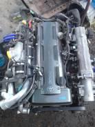 Двигатель в сборе. Toyota Aristo, JZS147E, JZS147 Двигатель 2JZGTE