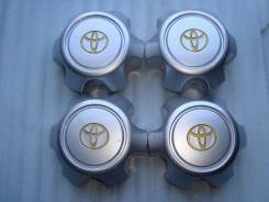 """Колпаки хром в литье на LAND Cruiser 80, 42603-60201, 42603-60202. Диаметр Диаметр: 16"""", 1 шт."""