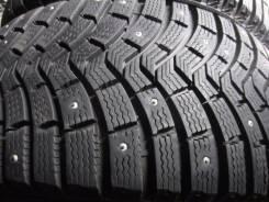 Michelin Latitude X-Ice North 2. Зимние, шипованные, 2013 год, износ: 5%, 4 шт