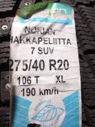 Nokian Hakkapeliitta 7 SUV. Зимние, шипованные, без износа, 4 шт