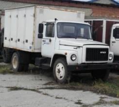 ГАЗ 3309. Газ 3309 дизель фургон, 1 500 куб. см., 3 000 кг.