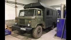ГАЗ 66-05. Продается грузовой фургон ГАЗ-6605, 4 250 куб. см., 5 770 кг.