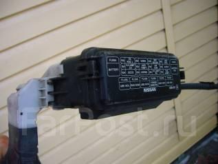 Блок предохранителей. Nissan Sunny, FNB15, FB15 Двигатель QG15DE