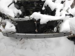 Жесткость бампера. Toyota Corolla, NZE121 Двигатель 1NZFE