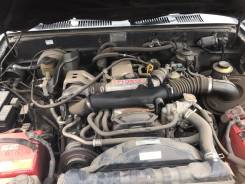 Двигатель. Toyota Hilux Surf, LN130G, LN130W Двигатель 2LT