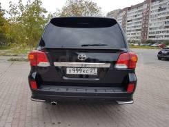 Дверь багажника. Toyota Land Cruiser, UZJ200W, VDJ200, J200, GRJ200, URJ200, UZJ200 Двигатели: 1VDFTV, 3URFE, 1GRFE, 2UZFE