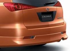 Рамка для крепления номера. Toyota Caldina. Под заказ