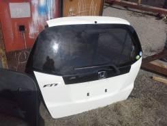 Дверь багажника. Honda Fit, GE7 Двигатель L13A