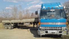 Isuzu. Продам тягач исузу, 425 куб. см., 50 000 кг.