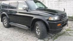 Подушка кузова. Mitsubishi: Challenger, 1/2T Truck, Triton, Pajero, Strada Двигатель 6G72