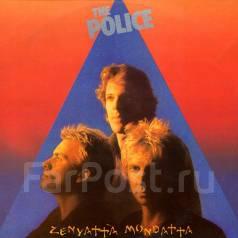 "Винил Police ""Zenyatta mondatta"" 1980 Holland"